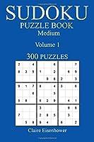 Medium 300 Sudoku Puzzle Book