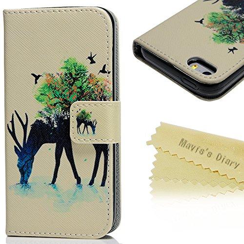 Mavis's Diary iPhone5/5s用ケース 鹿...