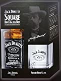 ジャックダニエル ブラック 瓶 スクエアロックグラス付ボックス 700ml