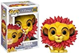 POP figure Disney The Lion King Simba Leaf Mane
