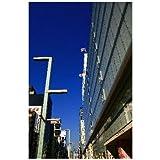 東京都中央区銀座3丁目 松屋のポストカード絵葉書はがきハガキ葉書postcard