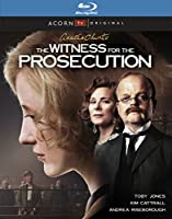 Witness for the Prosecution [Blu-ray] [Import]