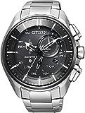 [シチズン] 腕時計 エコ・ドライブ ブルートゥース スーパーチタニウムモデル BZ1041-57E メンズ