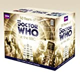 Fifty Years Of Doctor Who At The Bbc (Box Set) (Dr Who)