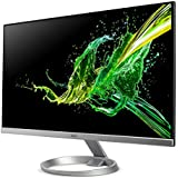 Acer R240Y 23.8 Inches IPS FHD Resolution monitor with 1 MS Response Time,Silver