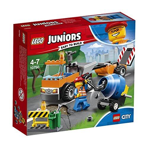 """レゴ(LEGO) ジュニア シティ """"どうろほしゅう車"""" 10750"""