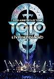 TOTO 35周年アニヴァーサリー・ツアー〜ライヴ・イン・ポーランド 2013【初回限定盤Blu-ray+2CD/日本語字幕付】