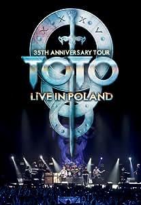 TOTO 35周年アニヴァーサリー・ツアー〜ライヴ・イン・ポーランド 2013【初回限定盤DVD+2CD/日本語字幕付】