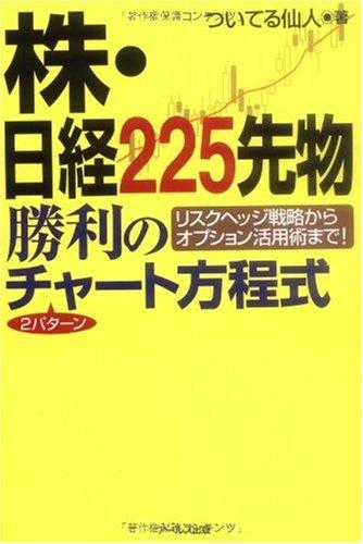 株・日経225先物 勝利の2パターンチャート方程式の詳細を見る