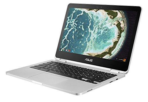 ASUS Chromebook C302CA シルバー 12.5型 ノート...