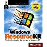 MS WINDOWS98 RESOUCE KIT (Resource Kit)