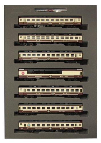 TOMIX Nゲージ 92842 12系客車 (ばんえつ物語・旧塗装) セット