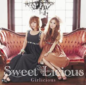 Girlicious(通常盤)