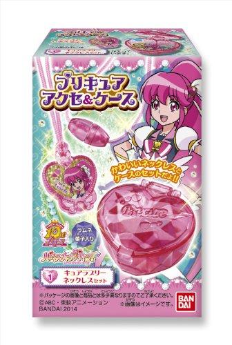 プリキュア アクセ&ケース 10個入 BOX (食玩・清涼菓子)