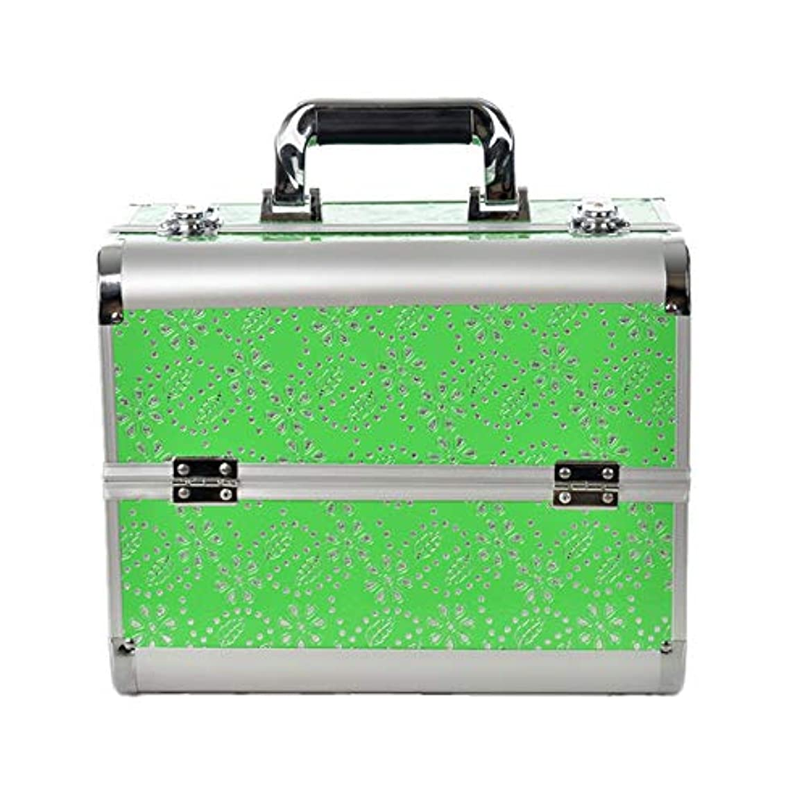 要旨ファンシー目立つ化粧オーガナイザーバッグ 大容量ポータブル化粧ケース(トラベルアクセサリー用)シャンプーボディウォッシュパーソナルアイテム収納式 化粧品ケース