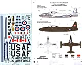 スーパースケール デカール MS320255 1/32 T-33A シューティングスター USAF &カナダ空軍