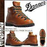 (ダナー) Danner マウンテントレイル [ライトブラウン] Mountain Light EEワイズ レザー メンズ 12710 ブーツ BOOTS Made in USA (並行輸入品)