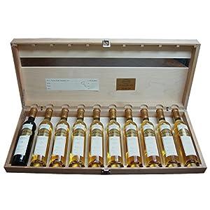 クラッハープレミアムワインコンポーネント No.1〜No.10 2004 貴腐ワイン 375ml×10本 [オーストリア/白ワイン/甘口/ミディアムボディ/10本]