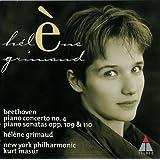 ベートーヴェン:ピアノ協奏曲第4番、ピアノ・ソナタ第30&31番