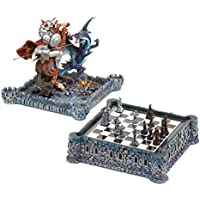 Koehler Medieval Dragon Chess Set , Kid ,Toy , Hobbie , Nice Gift