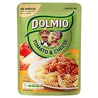 Dolmioトマト&チーズ電子レンジパスタソースの150グラム (x 4) - Dolmio Tomato & Cheese Microwave Pasta Sauce 150g (Pack of 4) [並行輸入品]