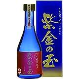 種子島酒造 紫金の玉 44.9度 300ml