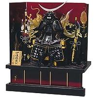 五月人形 鎧飾り 豪傑伊達政宗 GOH-501139 平安豊久 GC-062