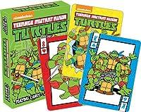 Nickelodeon(ニコロデオン)Teenage Mutant Ninja Turtle Holidays(ティーンエイジ・ミュータント・ニンジャ・タートルズ)Playing Card(トランプ) [並行輸入品]