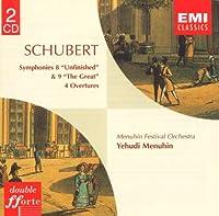 Schubert:Symphony Nos 8 and 9