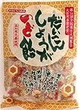 川口製菓 だいこんしょうがのど飴 120g×10袋