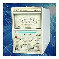 オシロスコープ 高い安定性 MVT-172 デュアルニードル ミリボルトメーター 100uV〜400V デジタルミリボルトメーター 5Hz-2MHz 周波数 (Size : 110V)