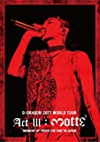G-DRAGON 2017 WORLD TOUR <ACT III, M.O.T.T.E> IN JAPAN(DVD2枚組()スマプラ対応)