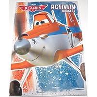 Disney Planesカラーリング&アクティビティ小冊子~ Share the Sky ( 5.25インチx 7.75