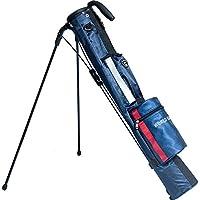 軽量・頑丈! ワールドイーグル セルフスタンド クラブケース フード&大型ポケット付き メンズ・レディース兼用
