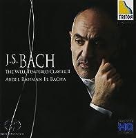 Abdel Rahman El Bacha - J.S.Bach:The Well Tempered Clavier 2 (2CDS) [Japan CD] OVCT-111 by Abdel Rahman El Bacha (piano) - Bach: Well-Tempered Clav. II [SACD Hybrid] Japan (2014-07-29)