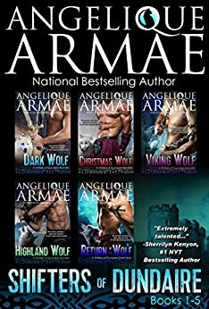 Shifters of Dundaire (Books 1-5) by [Armae, Angelique]