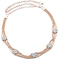 MagiDeal Women's Lady Fashion Metal Waist Chain Style Belt Waistband Link Jewelry Belt