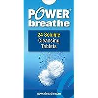 POWER BREATHE(パワーブリーズ) トレーニングチューブ POWERbreathe (パワーブリーズ) 洗浄タブレット (24ピース) PB-ST24
