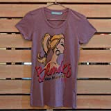 T shirts Barbie BLONDES HAVE FUN マイティファイン画像①