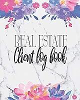 Real Estate Client Log Book: Customer Portfolio Management Planner