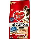ビューティープロ ビューティープロ ドッグ 食物アレルゲンに配慮 1歳から 国産米と魚 5.4kg