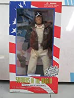 Soldiers of The World WWII 1941-1945 Pilot 12 Figure [並行輸入品]