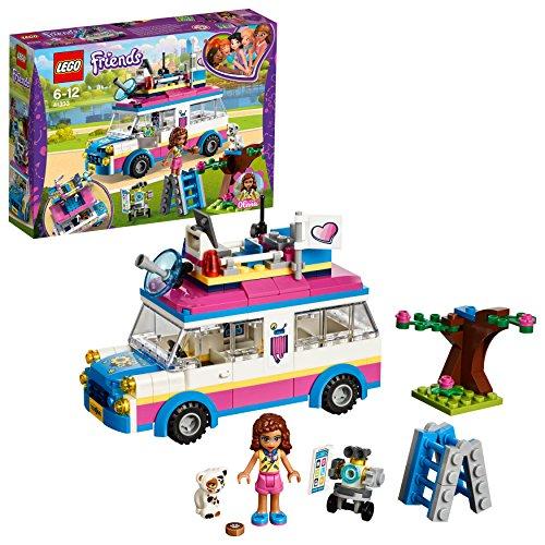 レゴ(LEGO) フレンズ オリビアのドキドキミッションワゴン 41333