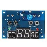 KKmoon 12V -9℃-99℃ 温度コントローラ デジタルコントローラ LEDサーモスタット 加熱冷却制御