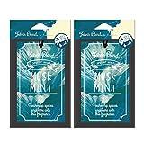 ノルコーポレーション John's Blend ルームフレグランス エアーフレッシュナー OA-JOC-1-1 ムスクミントの香り セット 2枚セット