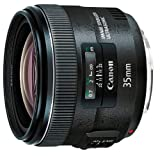 Canon 単焦点レンズ EF35mm F2 IS USM フルサイズ対応