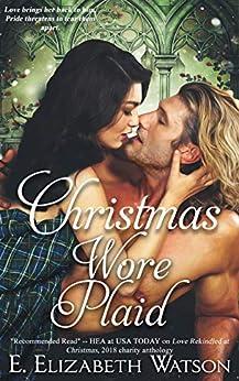 Christmas Wore Plaid (Perthshire Series) by [Watson, E. Elizabeth]