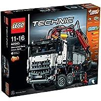 レゴ (LEGO) テクニック メルセデス?ベンツ アロクス 3245 42043