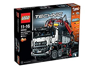 レゴ (LEGO) テクニック メルセデス・ベンツ アロクス 3245 42043 (B00SDTS2CS) | Amazon price tracker / tracking, Amazon price history charts, Amazon price watches, Amazon price drop alerts