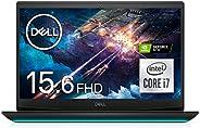 Dell ゲーミングノートパソコン Dell G5 15 5500 ブラック Win10/15.6FHD/Core i7-10750H/16GB/512GB SSD/GTX1660Ti NG585A-ANLB【Windo